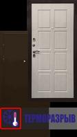 Термоблок 3К Лиственница беж